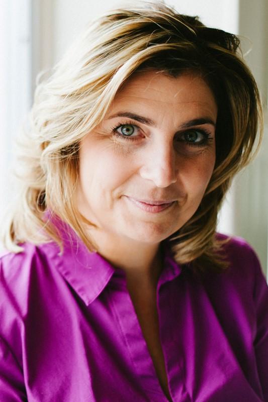 Nathalie Regimbal, nutritionniste