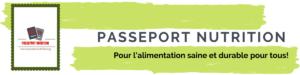 Passeport Nutrition - Portail d\'information sur la nutrition